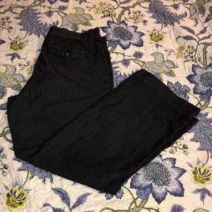 🌻LEE Platinum Label black trouser jeans